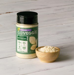 AN EASY WAY TO SPRINKLE GO VEGGIE® INTO YOUR DAY – NEW VEGAN SOY FREE GRATED PARMESAN - Post Image
