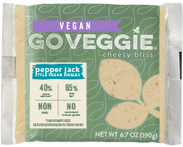 Vegan Pepper Jack Singles