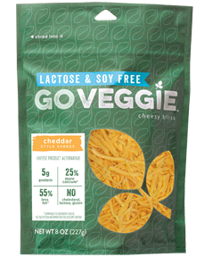 Lactose & Soy Free Cheddar Shreds