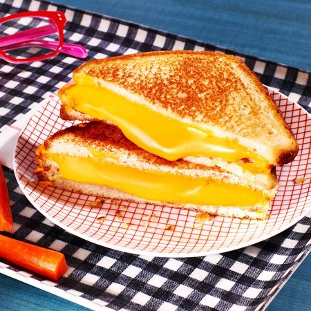 Grilled Cheesy Bliss