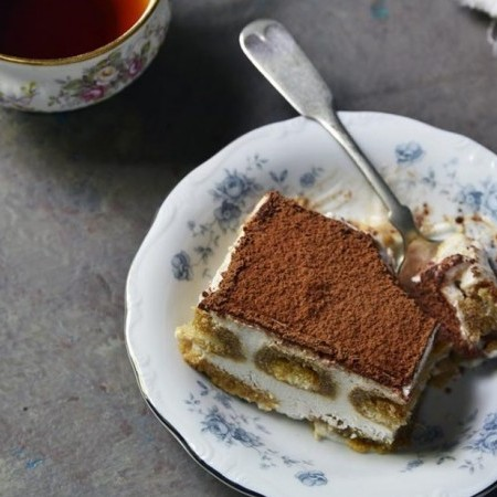 Easy No-Cook Tiramisu