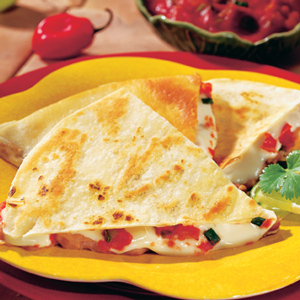 Kickin' Quesadillas